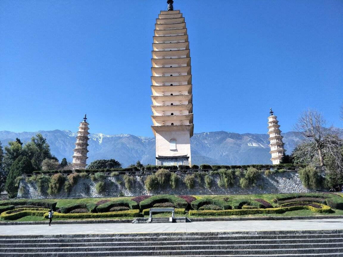Chongsheng Temple Cultural Tourism Area