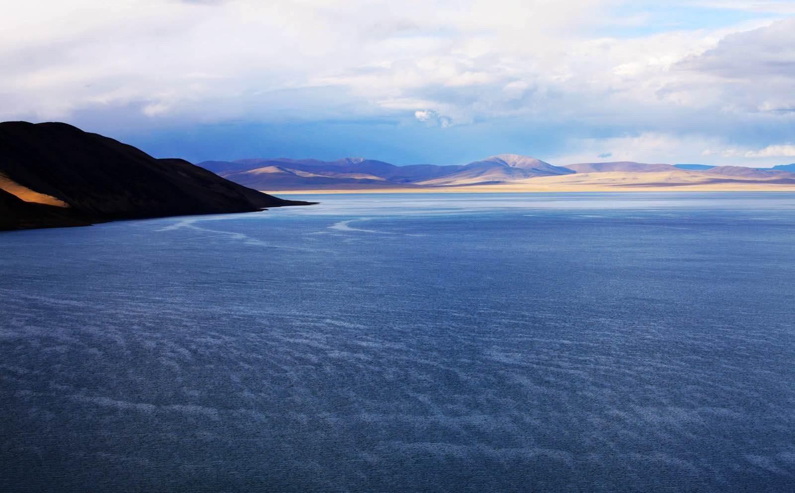 Selincuo Lake
