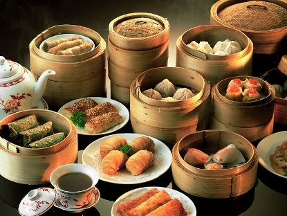 Guangdong dim sum